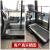 喬山(JOHUNSON)ランニングマシン家庭用折りたたみ静音ダンピング運動フィットネス機材ハイエンドジム商用TF 30ハイエンド新品XR液晶パネル