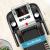 ランニグマンファミリー用モデル事务室多机能小型折りたたみ式电动寮室内超静音ダンジョン専用7 in WiFi calaスカーレン【多机能】映画音楽