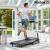 Reebok鋭歩ランニングマシン家庭用静音折りたたみウォーキングマシンフィットネス機器A 2.0