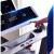 喬山JOHUNSONランニングマシン家庭用電気静音折りたたみ室内運動フィットネス機材Paagon Xジムの共同購入パッケージは装着に送ります。